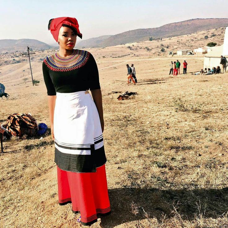 Pin By Spudish On Imibhaco (Xhosa Traditional Dress