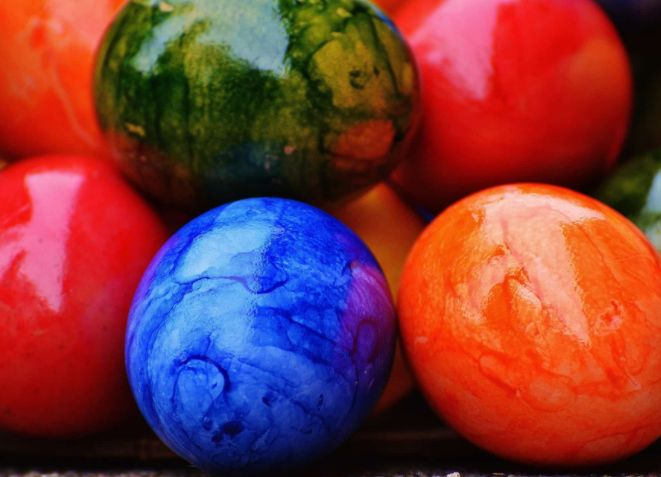 Wishing you a very Happy Easter!