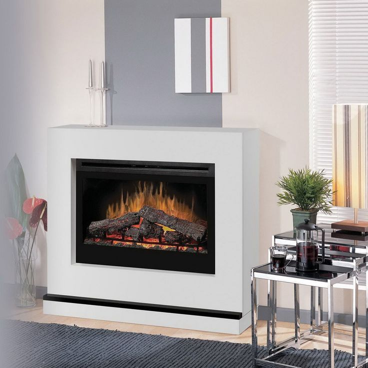 Contemporary Electric Fireplace Inserts Fireplace