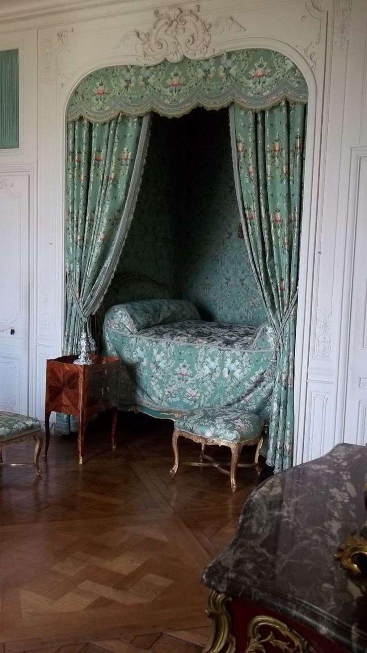 Appartement de la marquise de Pompadour