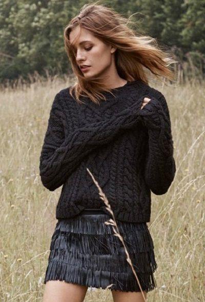 стильный-пуловер