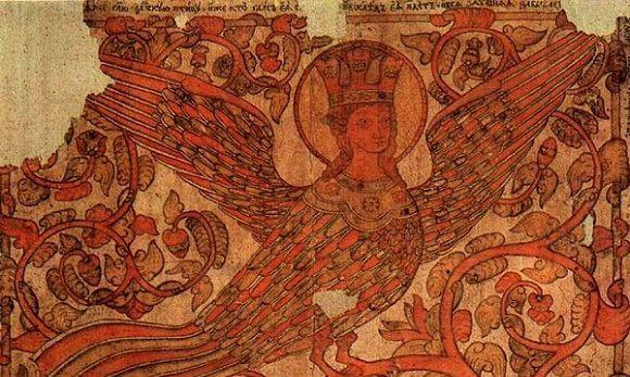 Сирин и Алконост - птицы древнейших легенд и сказаний. Как они попали в русскую культуру?