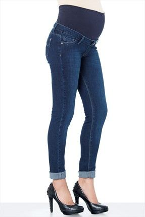 Mavi Pantolon 2604 Ebru Maternity   Trendyol