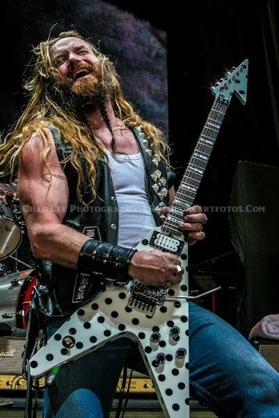 Happy Birthday  MR ZAKK WYLDE \m/ \m/