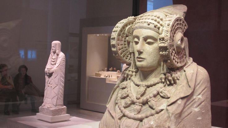 Toda la historia de la humanidad recogida en más de 13.000 objetos arqueológicos, históricos y artísticos: Museo Arqueológico Nacional (Madrid)