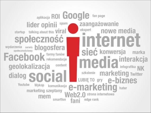 SOCIAL MEDIA jako STARTER dla UCZELNI !!