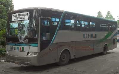 Tarif dan bus budiman melayani berbagai jurusan dari jabodetabek menuju tasikmalaya, banjar, pangandaran