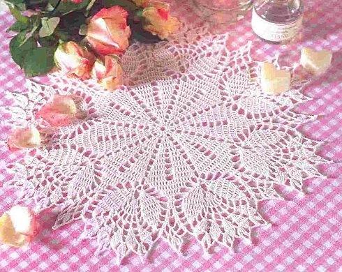 FREE DIAGRAMS ~ C ~ 287 ~ @ http://iris-milkywaygalaxy.blogspot.ro/2013/01/crochet-patterns-for-doilies-3.html