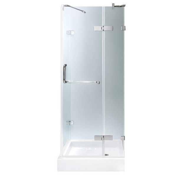 Vigo Vg6011 32x32w Frameless 32 X 32 Inch Shower Enclosure With