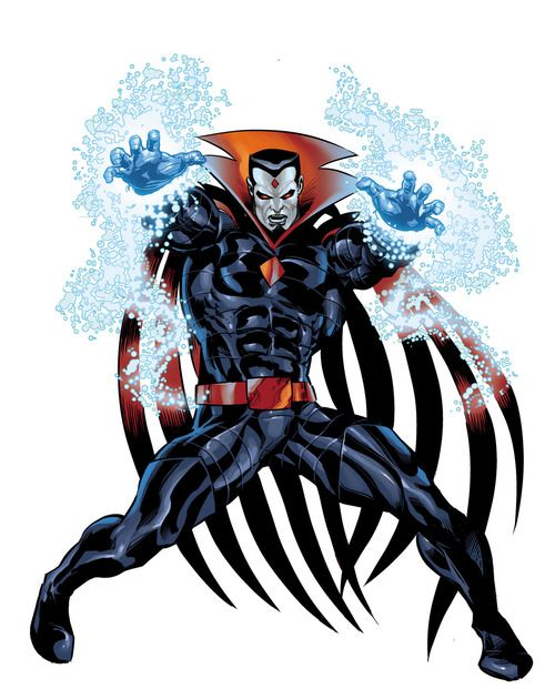 Mr. Sinister by Mike Deodato Jr