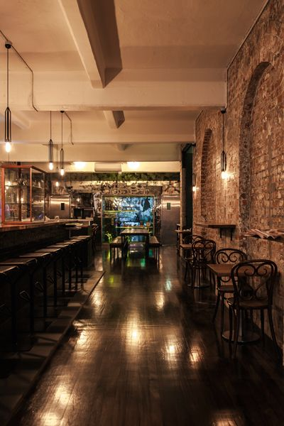 The Meatball & Wine Bar, Melbourne, by Eades and Bergman