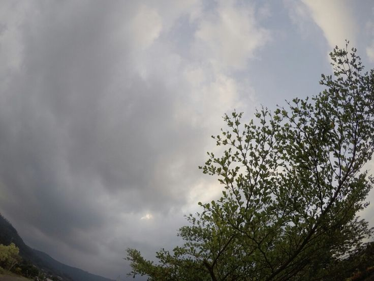 Look at the sky - malang, east java