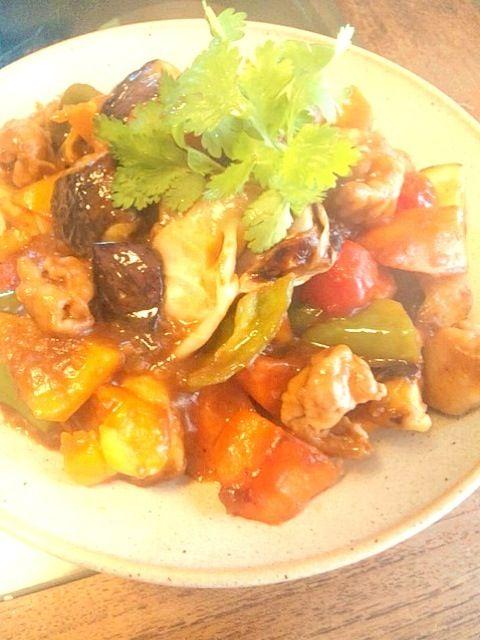 To:1125shinoさん 志野さん✨ リスナップもありがとうございます❗ - 18件のもぐもぐ - sweet&sour pork☆トマトとバルサミコ酢でイタリアン酢豚 by honeybunnyb
