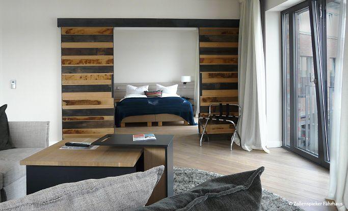 Zimmer – Traditionshaus oder Vier-Sterne-Hotel, rustikal oder elegant – Zollenspieker Fährhaus