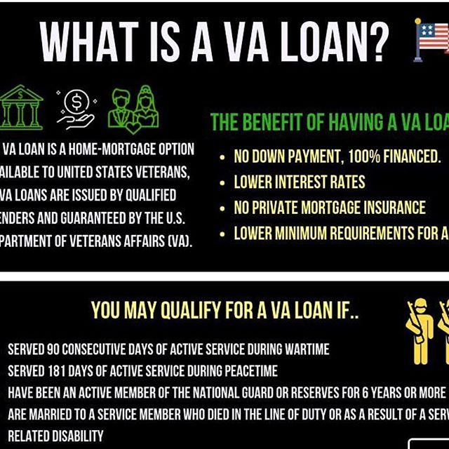 We Also Do Va Loans Let Me Know If You Have Any Questions In