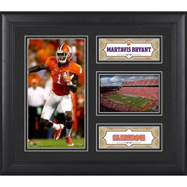 "Martavis Bryant Clemson Tigers Fanatics Authentic Framed 15"" x 17"" Player Collage - $49.99"
