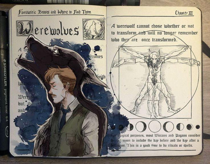 colorful-spell-harry-potter-magic-books-gabriel-picolo-kun-1