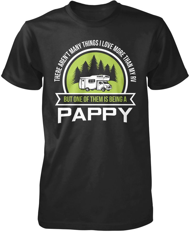 This Pappy Loves His RV
