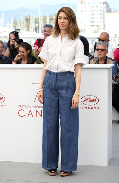 "Sofia Coppola Photos Photos - Director Sofia Coppola attends the ""The Beguiled"" photocall during the 70th annual Cannes Film Festival at Palais des Festivals on May 24, 2017 in Cannes, France. - 'The Beguiled' Photocall - The 70th Annual Cannes Film Festival"