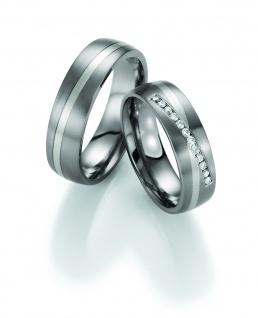Collection Ruesch Trau(m) Ringe kaufen online - http://www.steiner-juwelier.at/Schmuck/1-Paar-Collection-Ruesch-Titan-Gold-Whitestyle::550.html