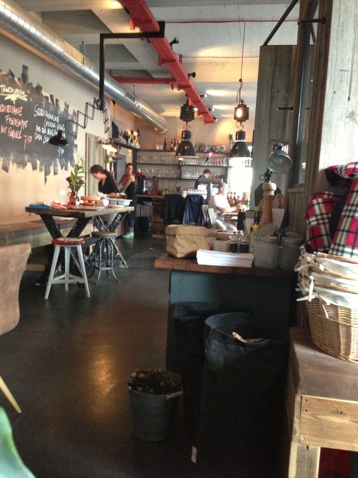 Langosch am Main // Soul Food Restaurant mit veganer Auswahl, Weinen und Frühstück