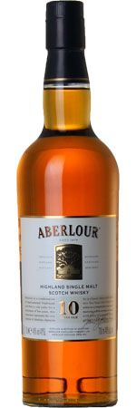 Aberlour 10 Year Old Speyside 70cl A classic Speyside malt matures in old sherry and bourbon casks. http://www.MightGet.com/january-2017-12/aberlour-10-year-old-speyside-70cl.asp