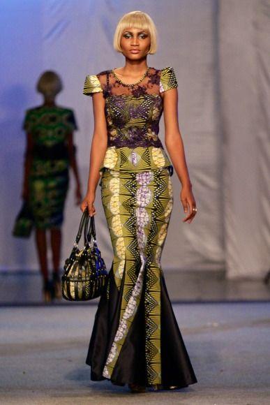 Alain Niava @ Kinshasa Fashion Week 2013 | FashionGHANA.com (100% African Fashion)FashionGHANA.com (100% African Fashion)