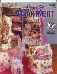 Free Copy of Pattern - McCall's Pretty Apartment