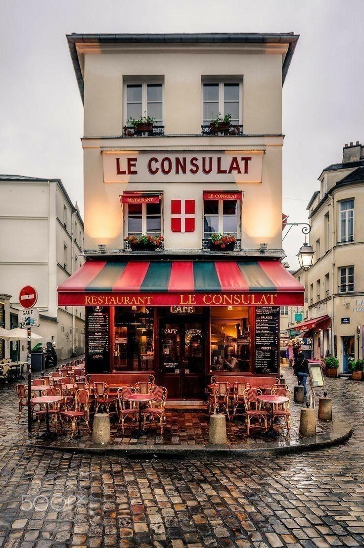 Luna De Antiguedades Lugares De Paris Restaurantes Parisinos Cafes En Paris