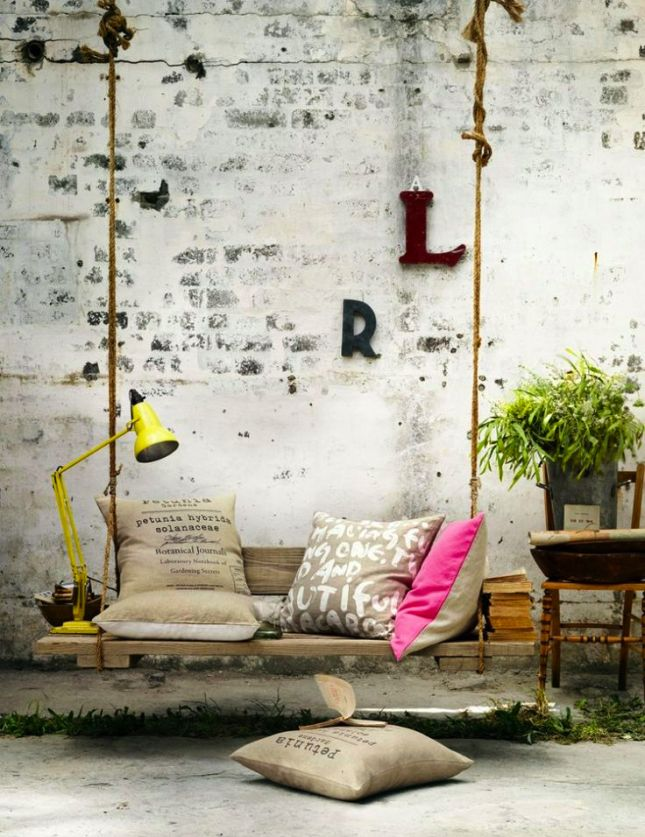 DIY Wooden Pallet Sofa Or Couch, Beds, Coffee Tables, Chairs And Pallet  Garden Designs Plans.