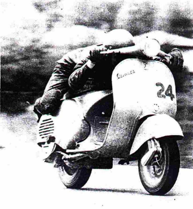 Vespa www.vintageroadtrips.com