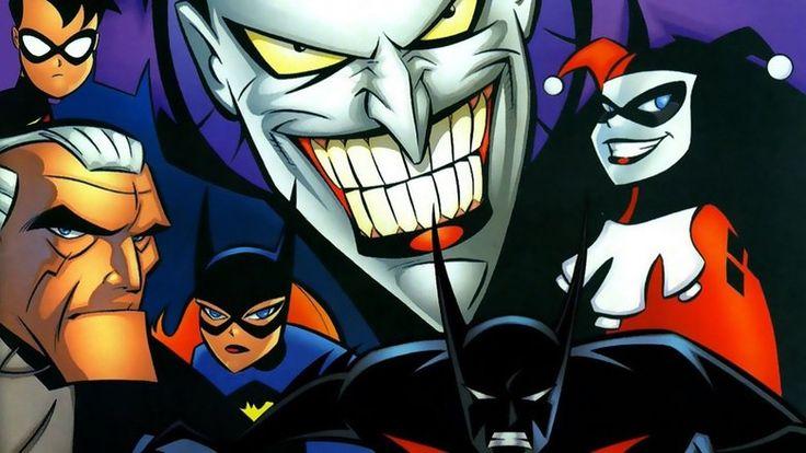 Batman Beyond: Return of the Joker - Alchetron, the free social ...