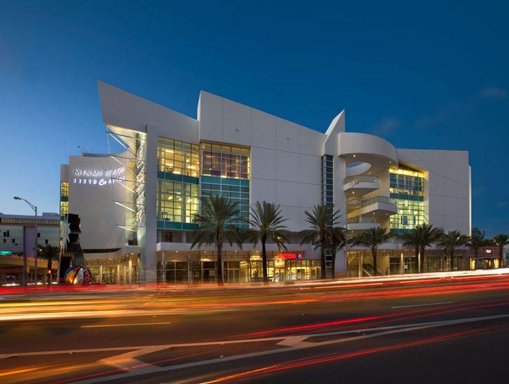 South Beach Fifth And Alton Shopping Center Miami Beach Florida