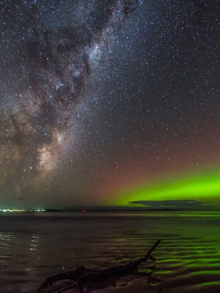 southern lights tasmania 8