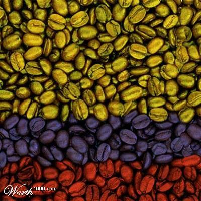La tierra del café!