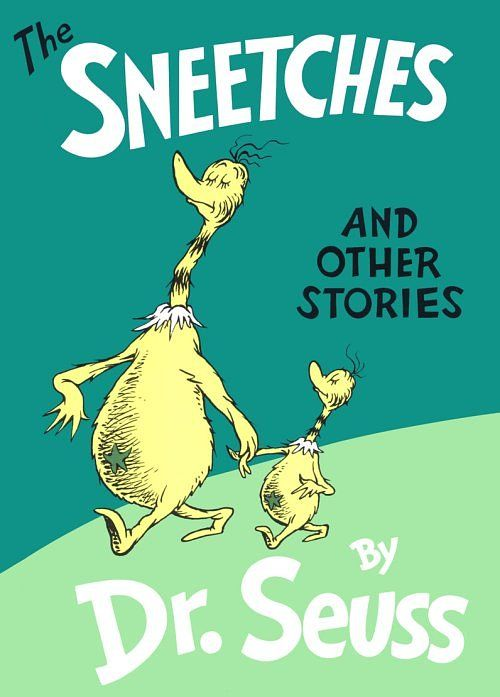 "Use the classic Dr. Seuss book ""The Sneetches"" to talk with your kids about discrimination and friendship. Lots of anti-racism lesson plans and activities."