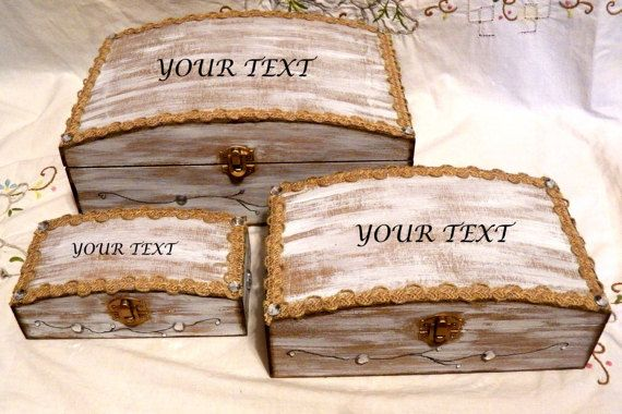 Set Personalizado Conjunto de Boda. Regalo Caja por Personalizedbox