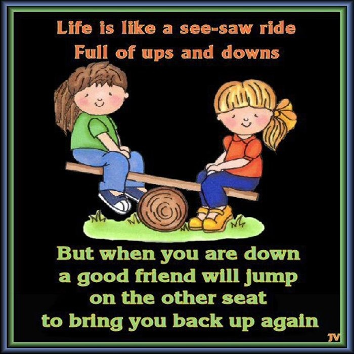 Life Is Full of Ups and Downs Quotes - EnkiQuotes
