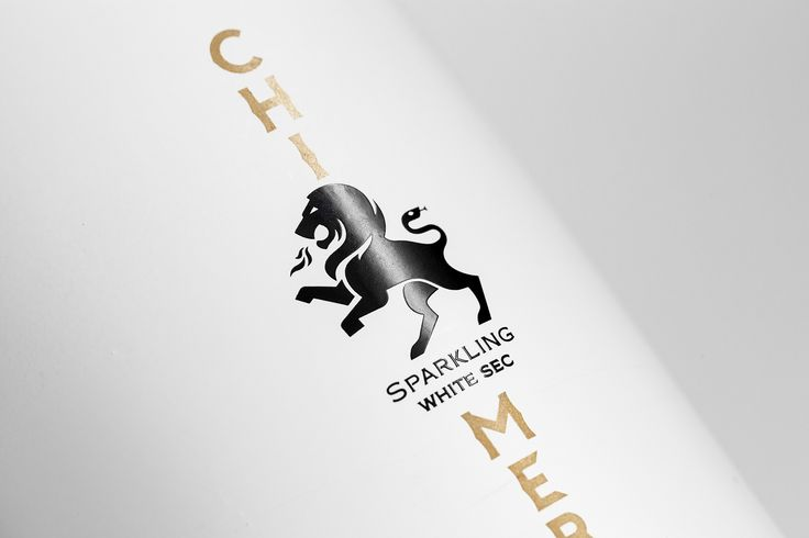 Chimera / Sparkling Wine Silkscreen printing - 2 colours