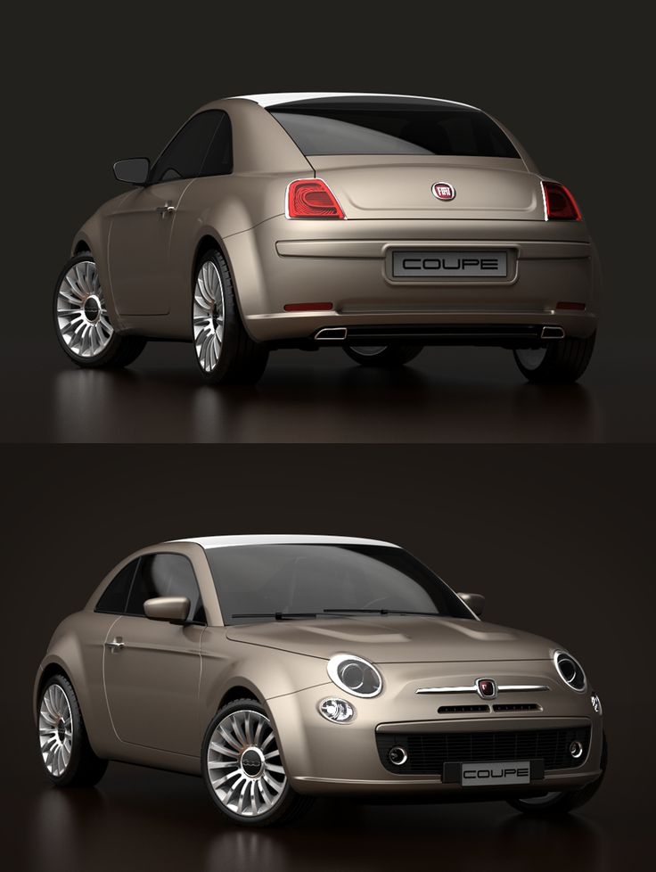 FIAT 500 COUPE
