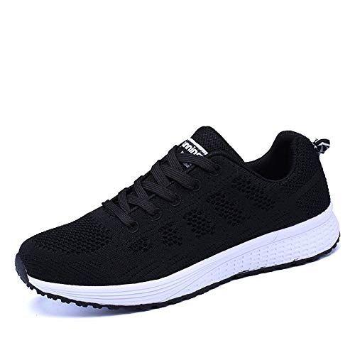 Tiempo de día impaciente Plata  Las 10 mejores Zapatillas Negras Mujer en 2018 - Losmejoreslista.com |  Zapatillas adidas negras mujer, Zapatos adidas hombre, Zapatillas nike mujer  negras