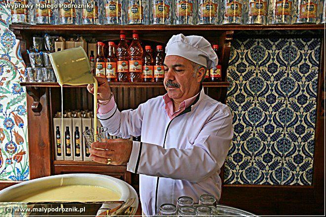 Turcja, Turkey - Istanbul, Stanbuł  #Istanbul  - Boza drink - blog  http://malypodroznik.pl/swiat/turcja2014/tur14_blog00.htm