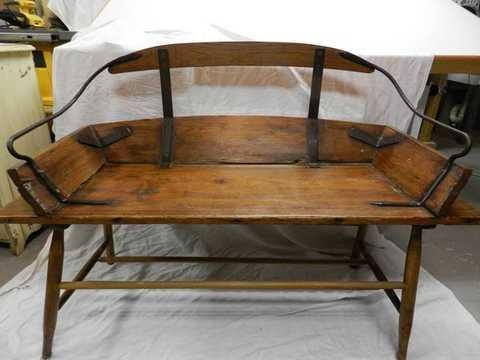 Antique Sleigh Seat Yakaz For Sale Farmhouse Style Decor Pinterest Antiques And For Sale