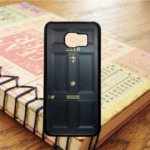221b Door Samsung Galaxy S7 Edge Case