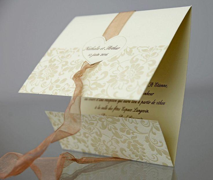 invitaciones de boda con lazo - Buscar con Google