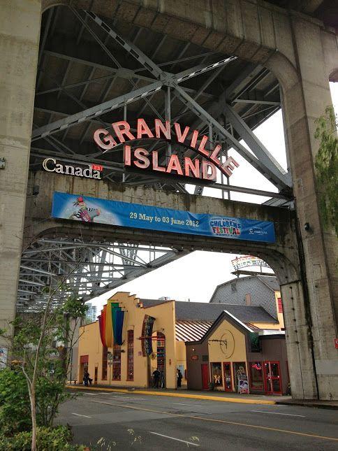 Granville Island Vancouver, Canada
