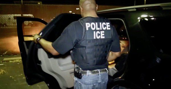Police Ice Vest