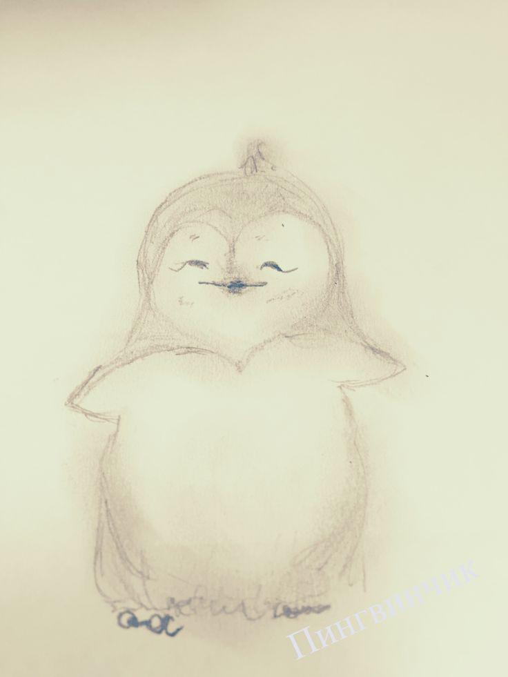 Мои рисунки-каракули)