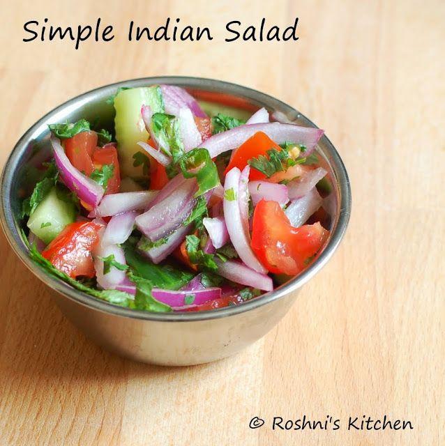 Roshni's Kitchen: Kachumber