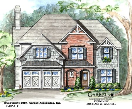 114 best craftsman style house plans images on pinterest for Garrell and associates house plans
